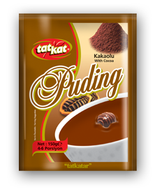 Pudding with Cocoa